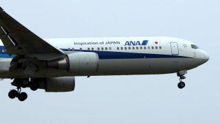 全日空 ( All Nippon Airways ) B767-300 機体番号JA627A B767-300 型式Boeing767-381/ER 製造番号40898/1023 登録2012/03