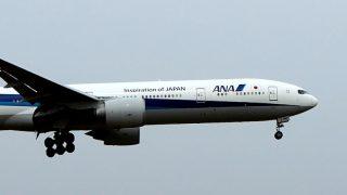 全日空 ( All Nippon Airways ) B777-300 機体番号JA780A B777-300 型式Boeing777-381/ER 製造番号34895/639 登録2007/05