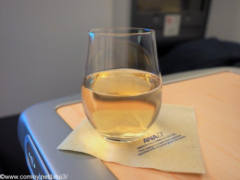 全日空 NH850 バンコク – 羽田 機内食