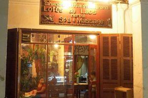 Lotus du Laos Herbal Spa&Massage