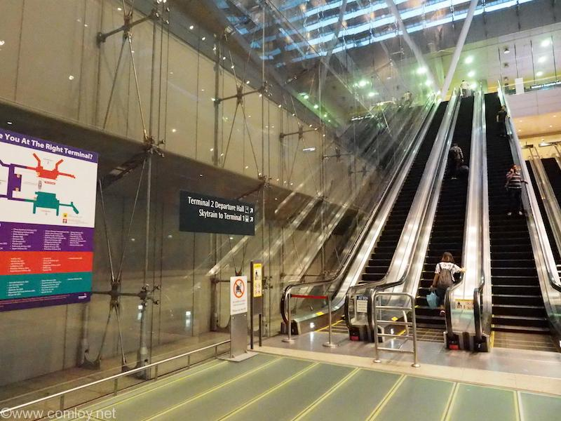 シンガポール チャンギ空港シンガポール チャンギ空港