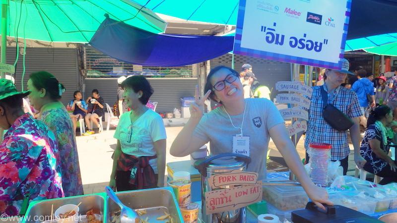 Songkran Festival 2017@SIAM