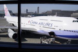 Boeing747-400 B-18251 Boeing747-409 27965/1063
