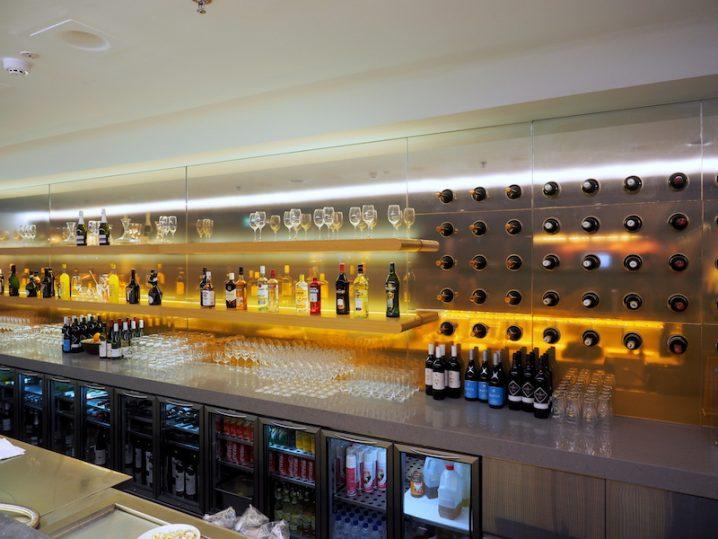 Changi Airport Terminal 1 Qantas Singapore Lounge