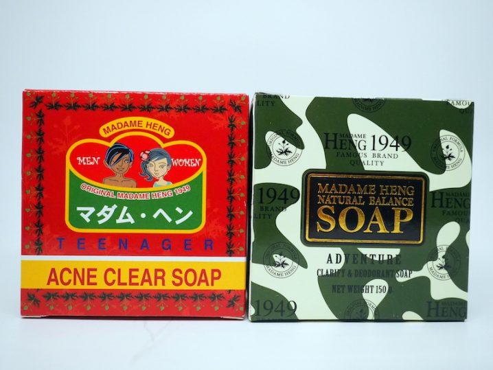 「マダム・ヘン」(Madame Heng Soap)