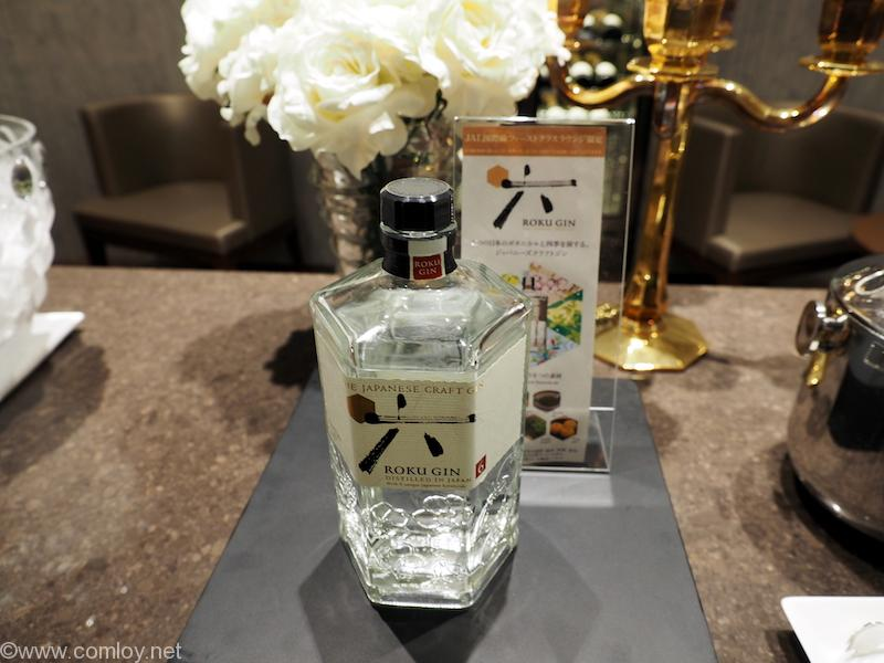 「RED SUITE」 ROKU GIN